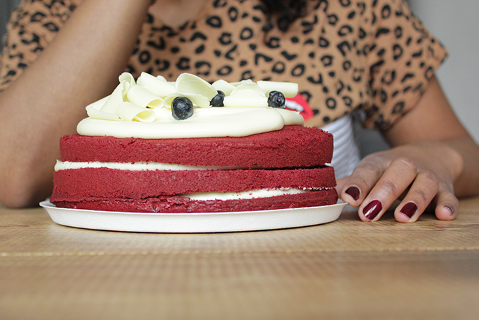 Mitu dertig - taart