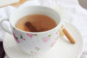 gember kaneel thee