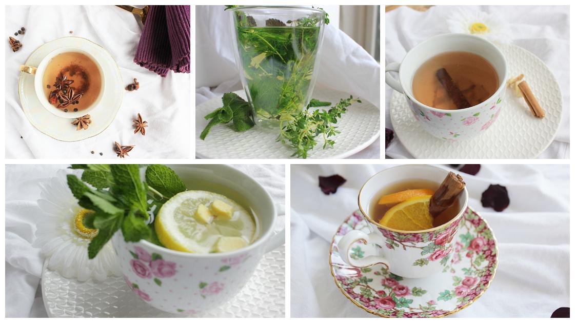 5x lekkere en gezonde thee
