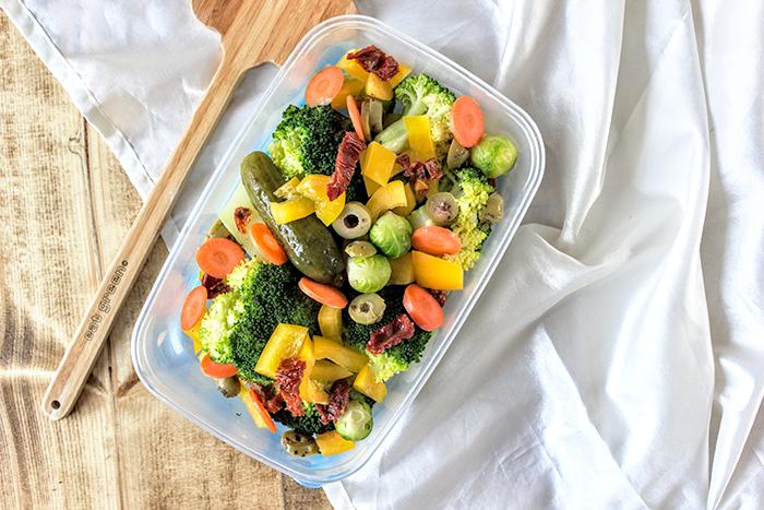 7 Tips voor salades To go