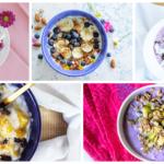 5 x lekkere yoghurt ontbijtjes