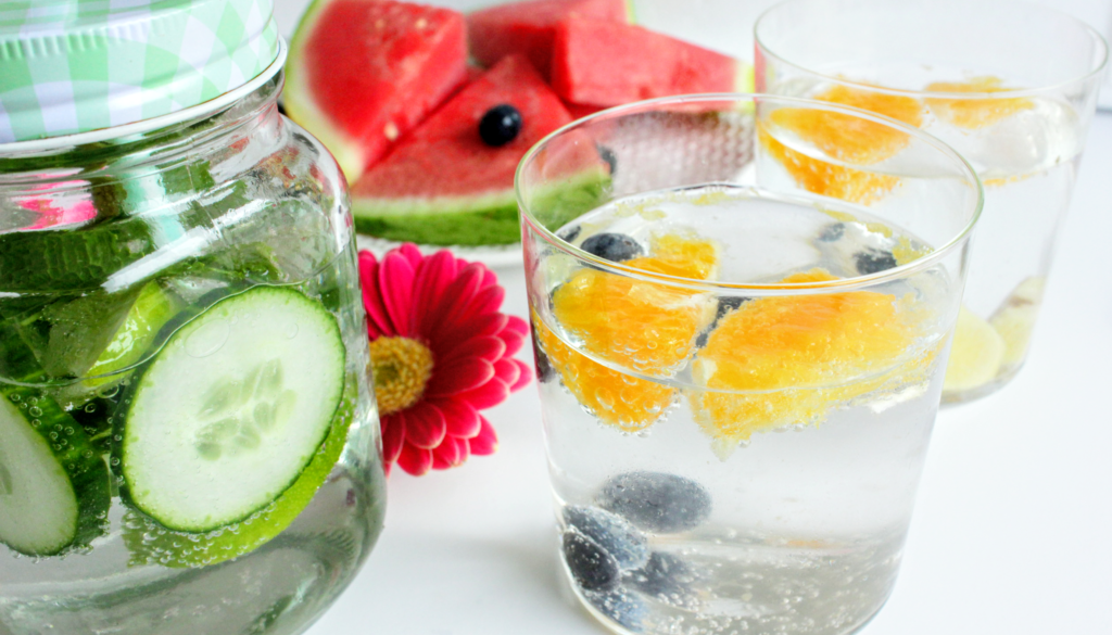 natuurlijke dorstlessers - cocktails