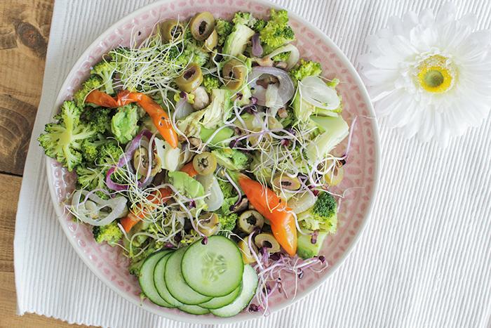 Makkelijke recepten - royal salad