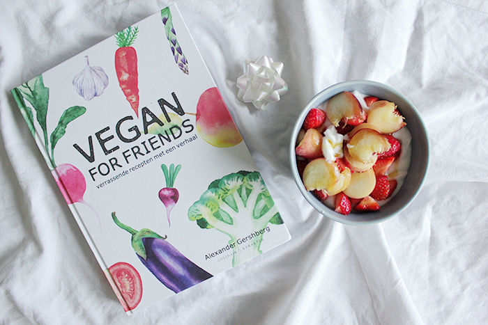 Kookboek - Vegan for friends