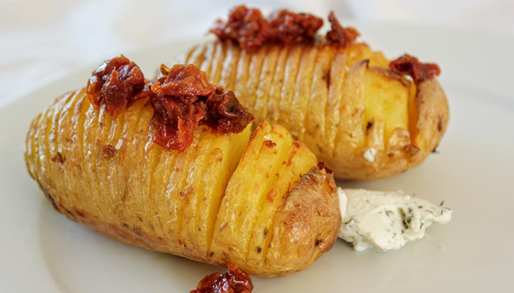 aardappel slices