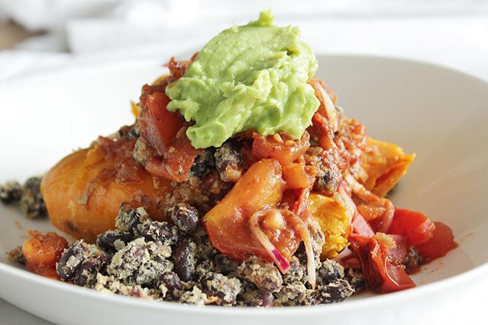 Zoete aardappel – Mexicaanse Twist