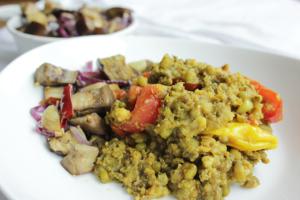 mungbonen curry