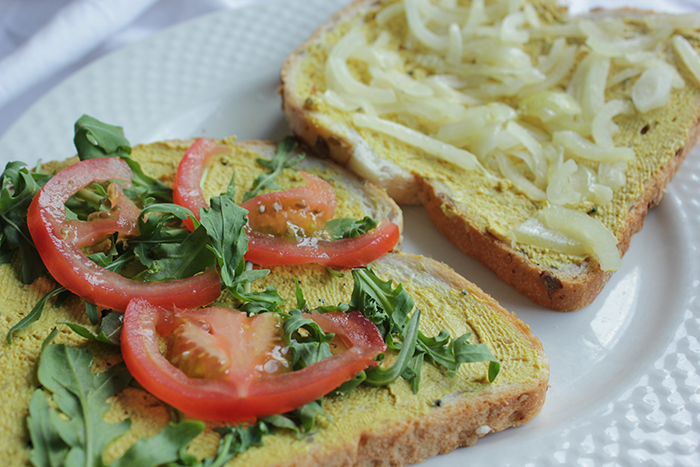 vegan broodbeleg