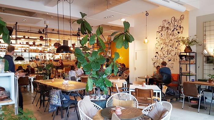 Vegan Hotspot Broei in Utrecht