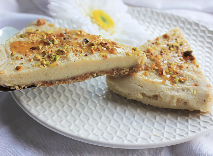 Raw Cheesecake Heaven