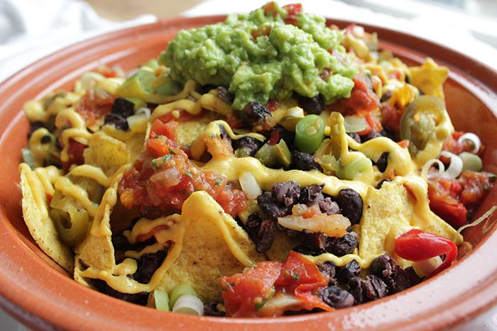 Food Swap: nacho's van Mintgreenmind