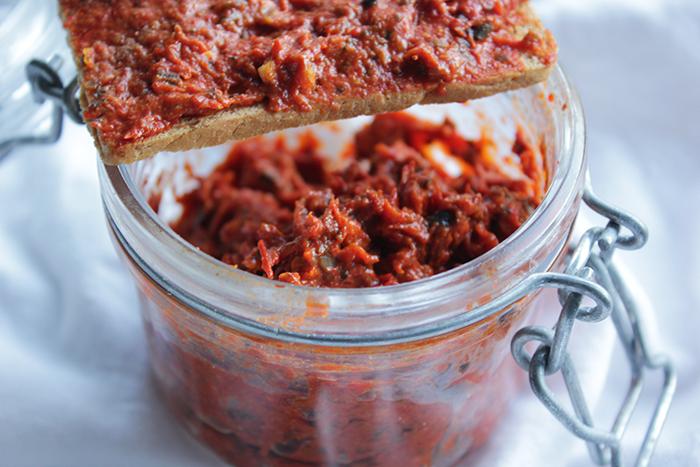 paprika tomatentapenade