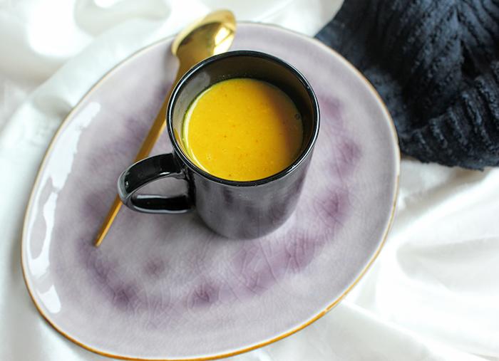 Golden Milk recept: het relaxdrankje