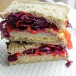 Dagmenu 17 met een schnitzelsandwich