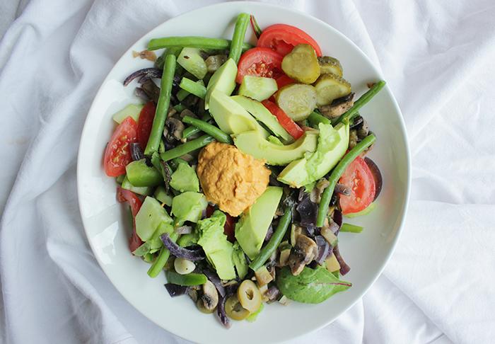 salade - mijn eetdagboek