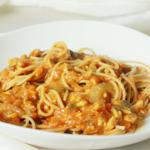 Spaghetti met tomatensaus – Budget, simpel & snel