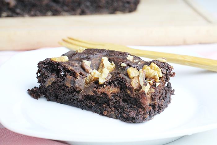 Joyce's Glutenvrije Brownie met pompoen