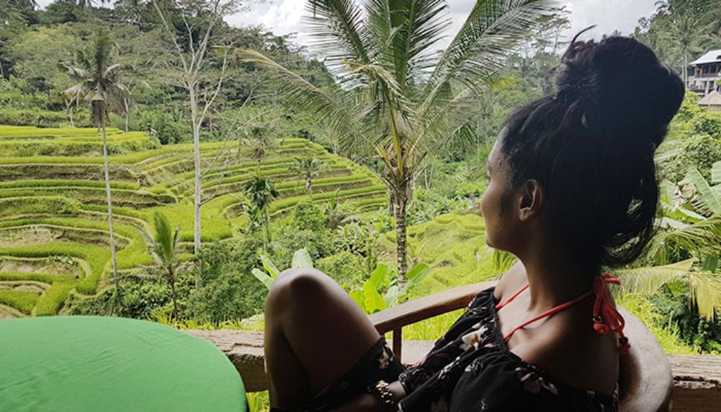 Bali en ik