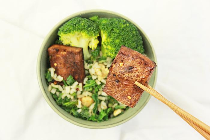 tofu bereiden