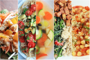 5 x snelle vegan gerechten