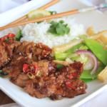 Asian beef recept – Vegan
