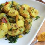Indiaas aardappel recept – aloo achari