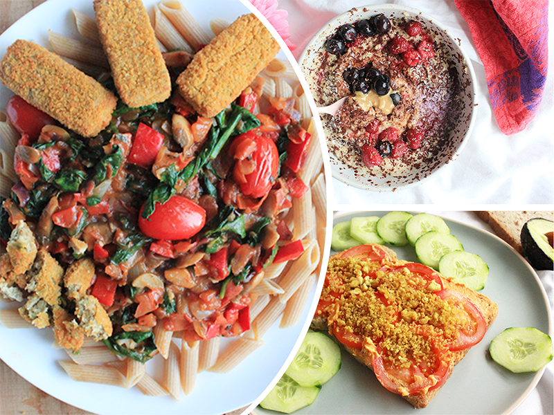 Vegan eetdagboek #37