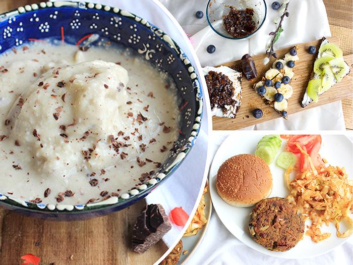 Wat ik eet op een dag #38 – fruit op verschillende manieren