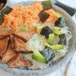 Vegan sushi bowl recept