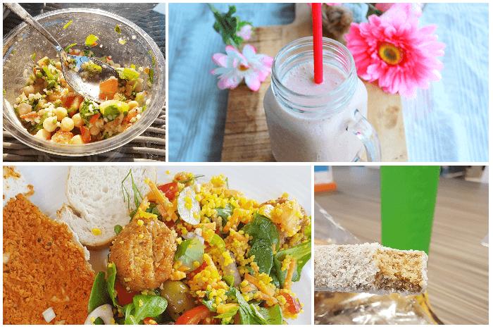Mijn vegan eetdagboek #48 – in de zomer