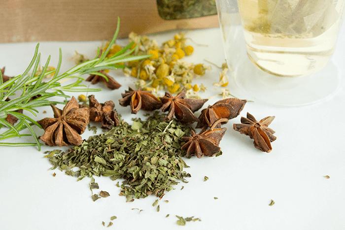 Lekkere en gezonde theetjes