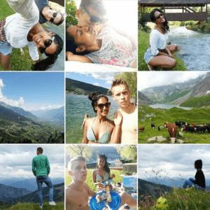 Zwitserland in de zomer - 2 jr geleden