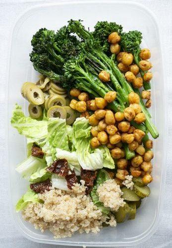 7 tips om een gezond en afwisselend feestje van je salades to go te maken!