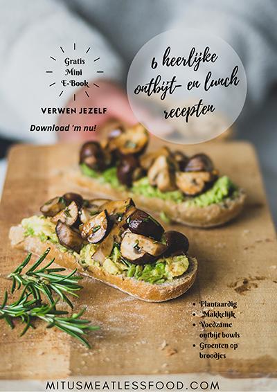 6 Heerlijke ontbijt- en lunchrecepten E-book