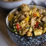 vegan bulgur nasi zonder pakjes en zakjes